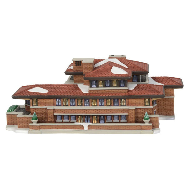Department 56 Christmas in the City Frank Lloyd Wright Robie House