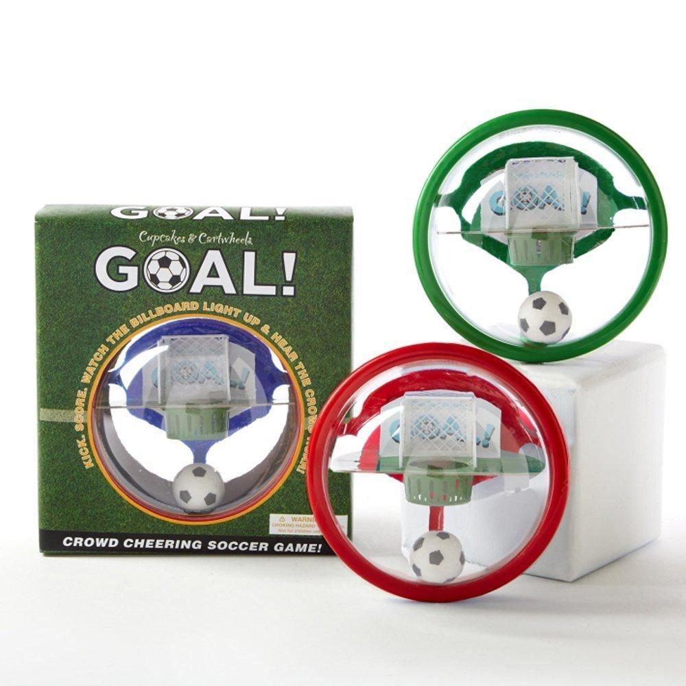 Two's Company Goal! Soccer Game, Assorted Colors, Sold Seperately