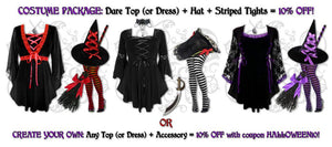 Dare Halloween Costumes are Here!