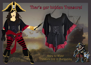Thar's yer Pirate Treasure!