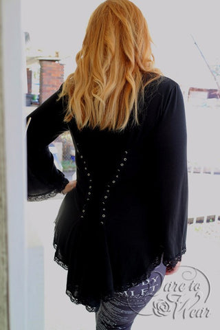 Dare Fashion Embrace Sweater FC42BlackMagic_LaurenTHart_Back