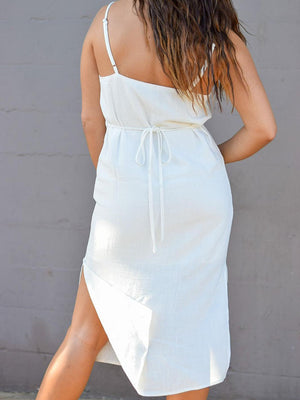 Gina Dress | Cream