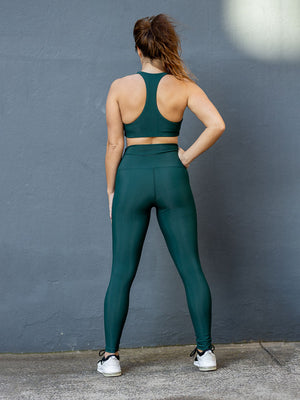 Levon Legging | Green