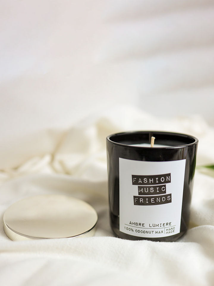 Ambre Lumiere | Large Candle