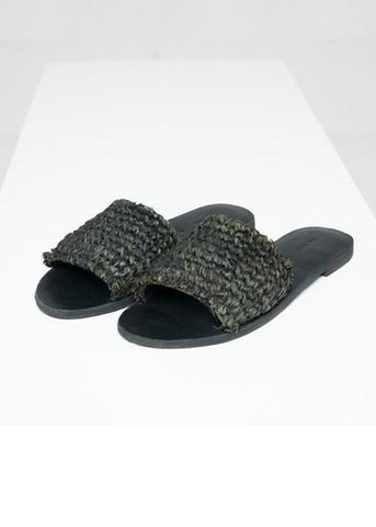 The Antonio Slide | Black