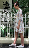 The Whitney Floral Dress