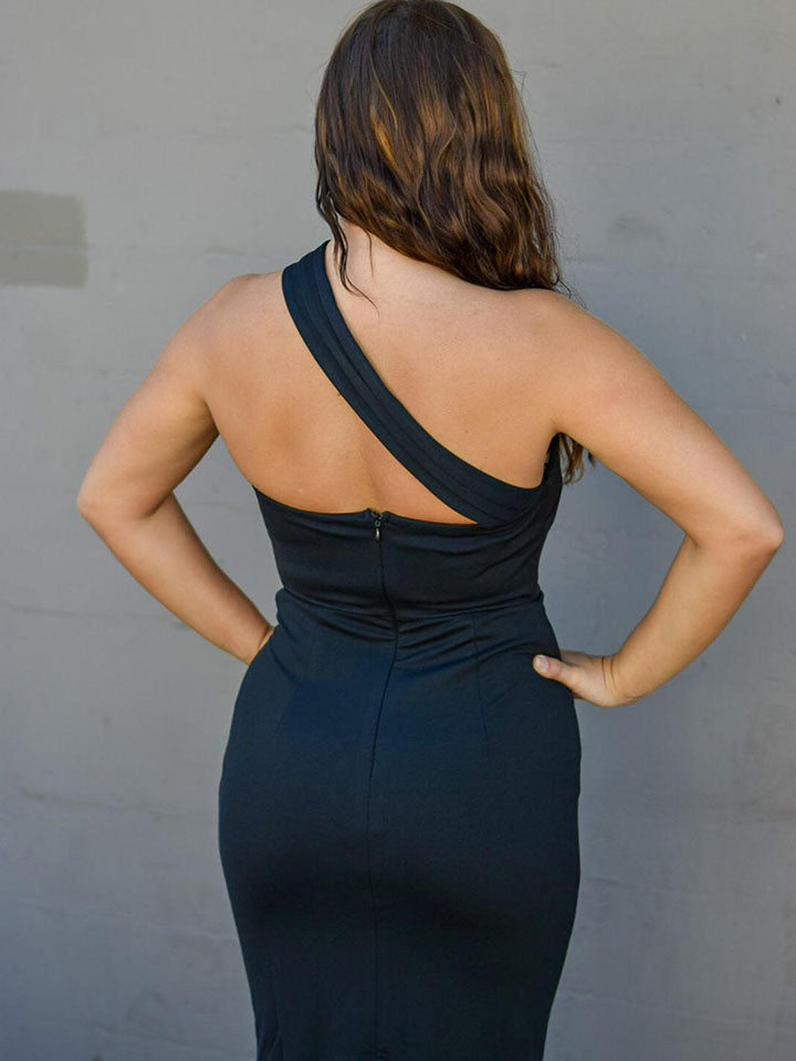 Karys Dress | Black