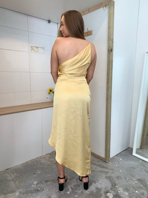 Emma Dress | Lemon