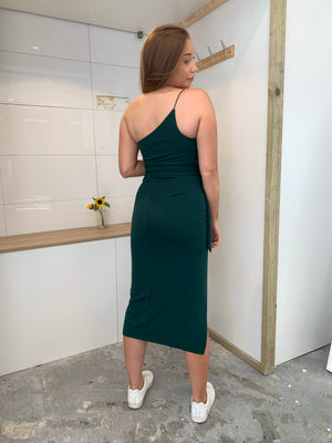 Carmel Dress | Emerald