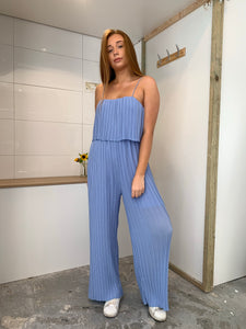 Louna Jumpsuit | Blue