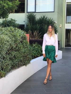 Remy Skirt | Green
