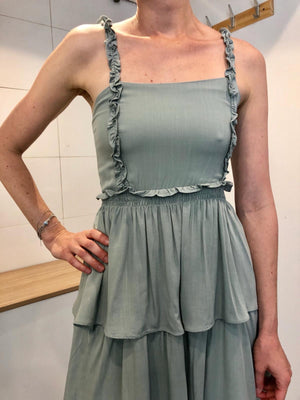 Catherine Dress | Mint