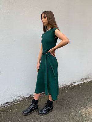 Diana Knit Dress | Green