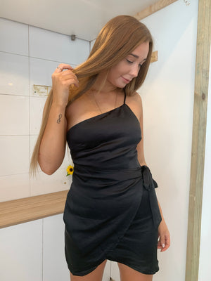 Chloe Dress | Black