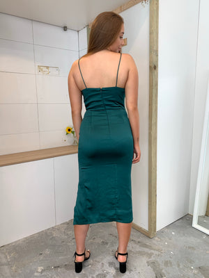 Jade Dress | Emerald