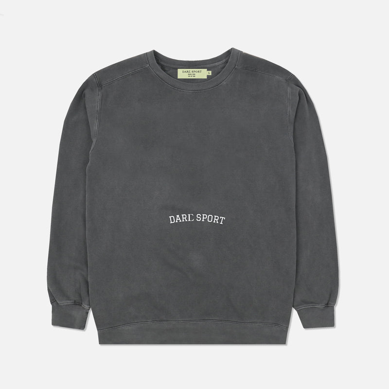 Bodybuilding Saved My Life V2 Crewneck in Pepper