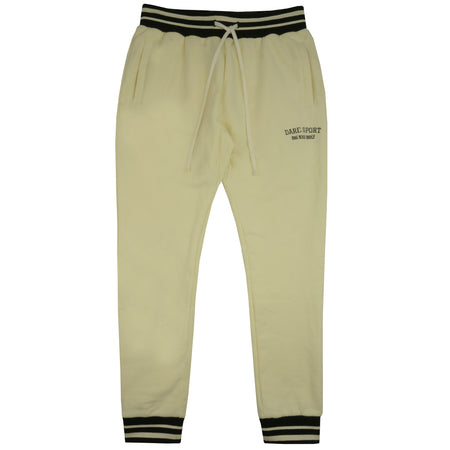 Big Bad Wolf Joggers in Cream