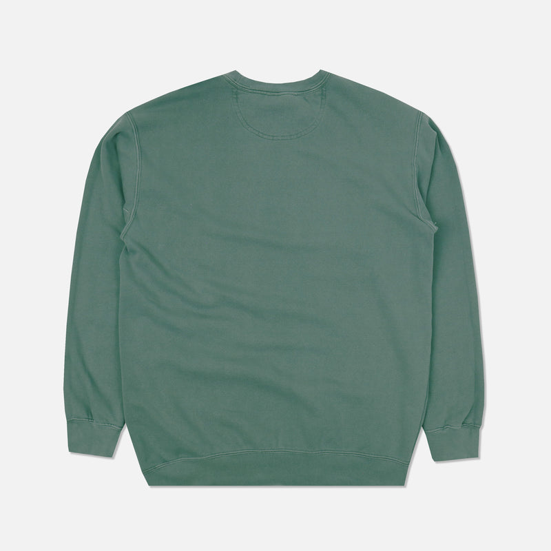 Family Crewneck in Spruce