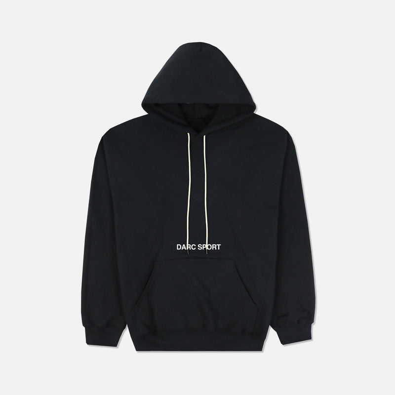 Come Hell Or High Water Classic Hoodie in Black