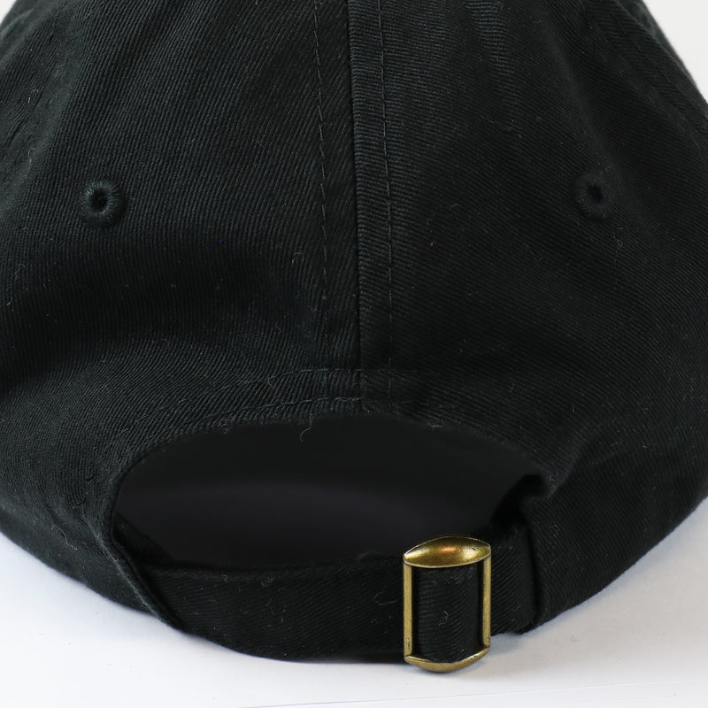 NFGU (2019) Strapback Hat in Black