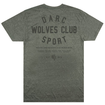 Worldwide Tee in Athletic