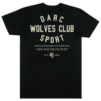 Worldwide Tee in Black