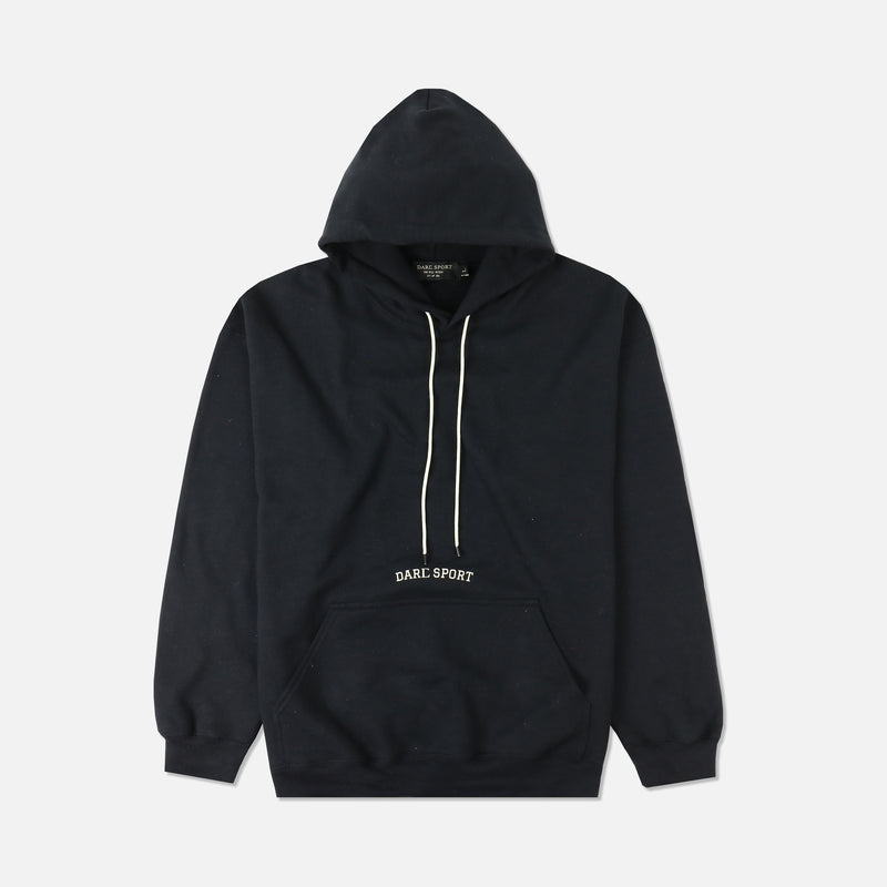All Day Classic Hoodie in Black