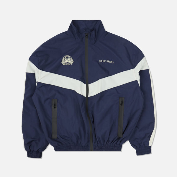 Balboa Bomber Jacket in Navy (Releasing 4/12/20)