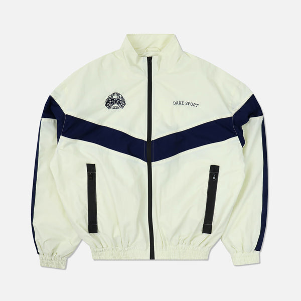 Balboa Bomber Jacket in Cream (Releasing 4/12/20)