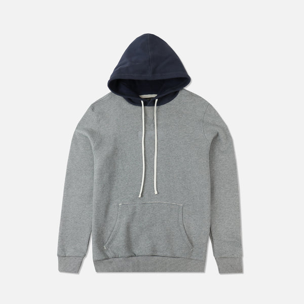 Darc Box Hoodie in Athletic/Navy
