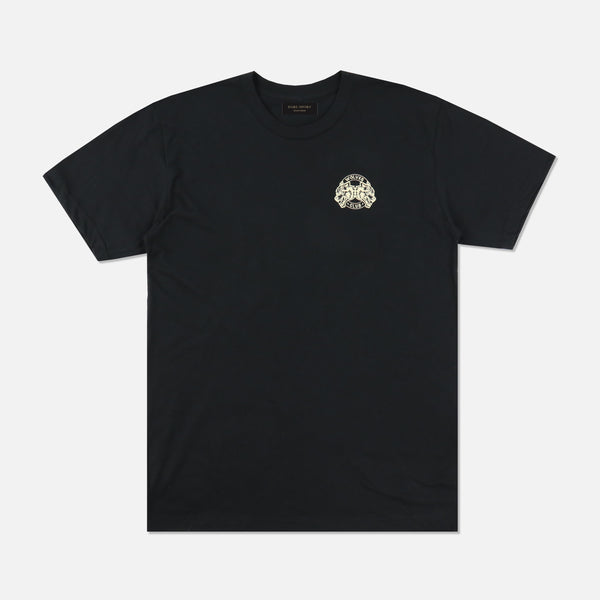 The Club Tee in Black