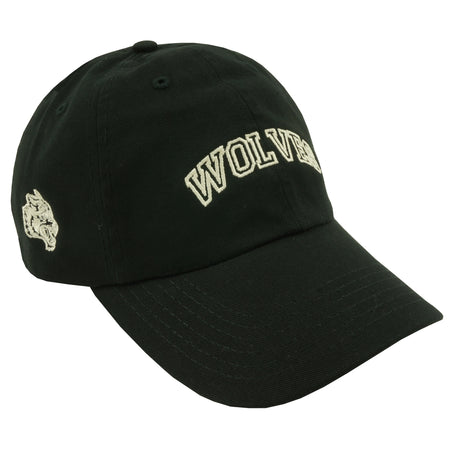 Wolves Varsity Core Hat in Black