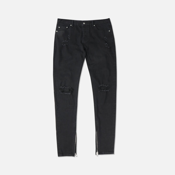 Vicious Denim Jeans in Black