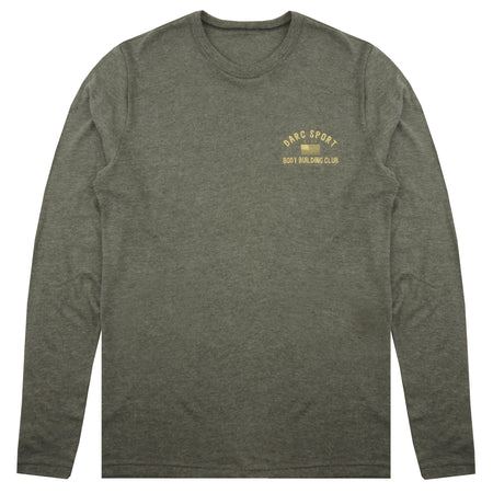 Vicious Ones LS Keeper Tee in Heather Gray