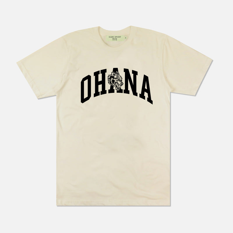 Family Classic Tee in Cream