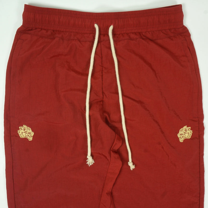 Fasted Windbreaker Pants In Cardinal