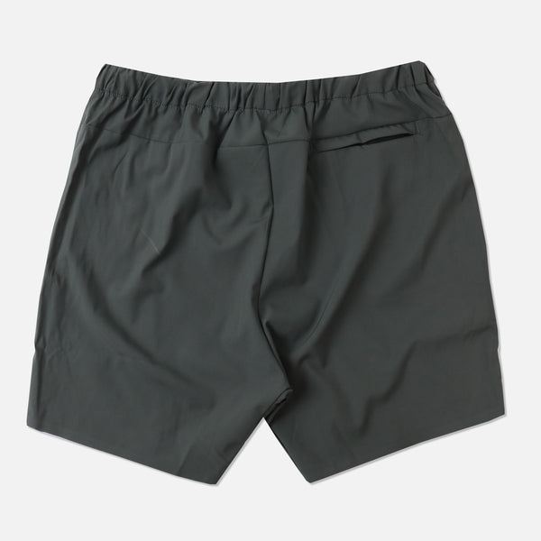 Wolves Compression Shorts in Gray