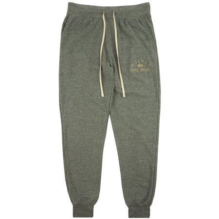 Chain Stitch Joggers in Athletic