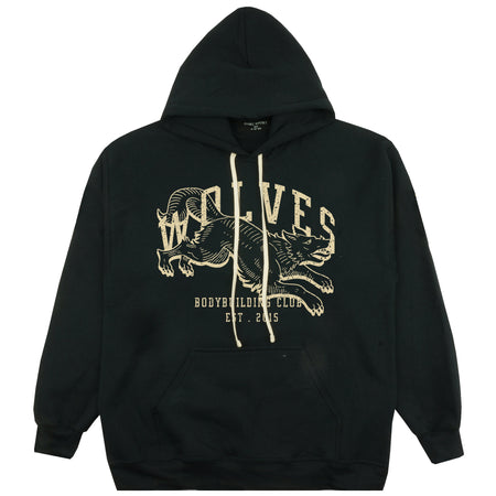 Hunter Hoodie in Black