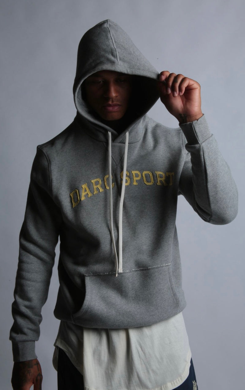Arch Applique Hoodie in Athletic