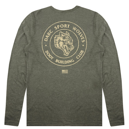 Initiated LS Keeper Tee in Athletic