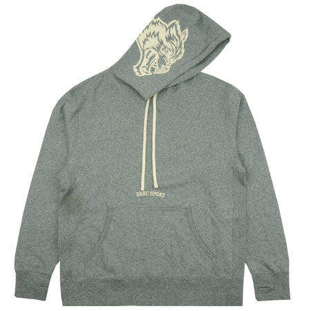 Inner Wolf Lightweight Hoodie in Athletic
