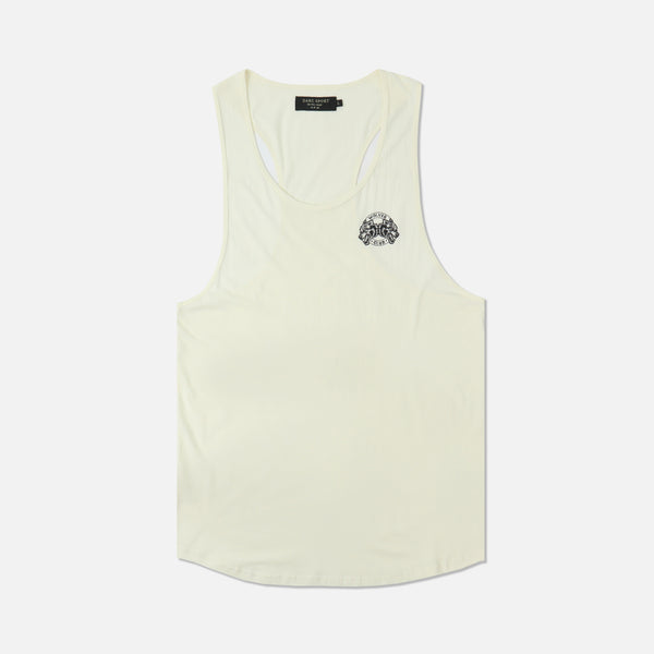Will Within Mecca Tank in Cream