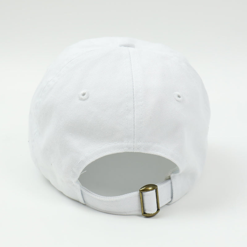 NFGU (2019) Strapback Hat in White
