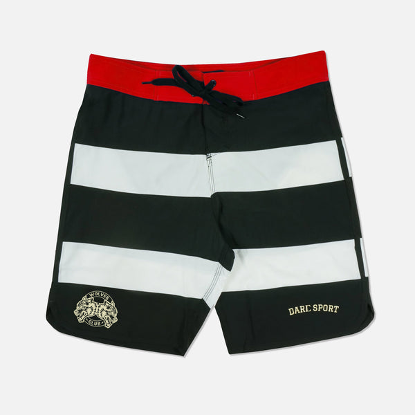 No Mercy Stage Shorts in Red