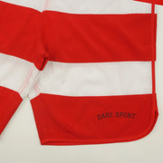 Lucky Stage Shorts White/Red