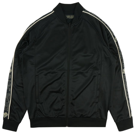 Cardio Track Jacket In Black