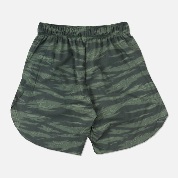 USA Flex Shorts in Wolf Camo
