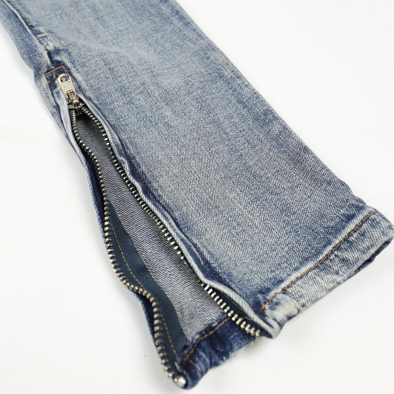 Vicious Denim Jeans in Indigo