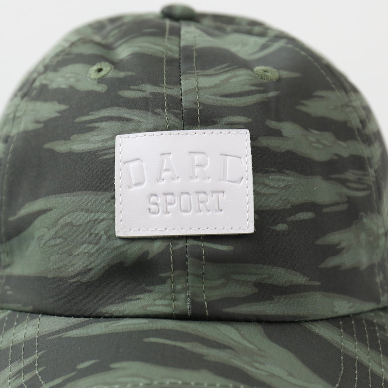 Will Within Strapback Hat in Wolf Camo
